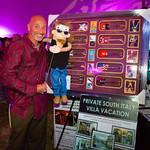Dennis Aran with Rick Rocker – Puppetgramms.com
