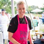 Chef Elizabeth Faulkner