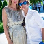 Charlotte Bonstrom Assaf, Victorio Assaf