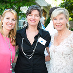 Anna Robar, Patty Miller, Christl Meszkat