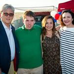 Robert Buxton, Henry Buxton, Sheila Wojciechowski, Leslie Stevens