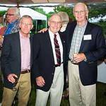 Harold Clark, John Griffin, Bob Beck