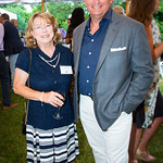 Linda Beck, Mayor Mark Epley