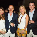 Kimberly Guilfoyle, Alessandro Bazzoni, Ainsley Earhardt, Will Proctor