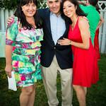 Amy Ma, Dr. Carmen Schuler, Andy Sabin