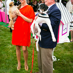 Georgina Bloomberg, Michael Bloomberg