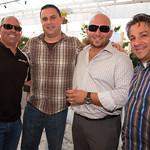 Mell Goldman, Michael Smith, Marc Eisenshtat, Robert Palumbo (Page One Networking Group)