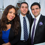 Vanessa Cabezas, Francesco Rastelli, Frank Marasco