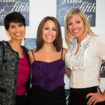 Diane Wallace (Saks Marketing Director), Nicole Zuccaro,Stephanie Robb