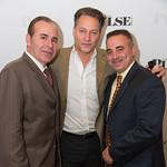 Tony Piscopio, John Martin, Frank Castelli