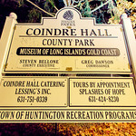 Coindre Hall entrance