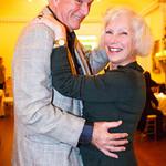 Noel Gish, Kathy Curran (guests)