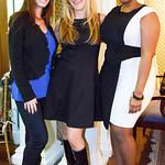 Melissa Grattan, Gina Mattiello, Janair Gresham (guests)
