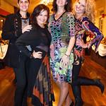 Barbara Hannett, Eva Pappas, Stephanie Trinagel, Lydia Szczepanowski (guests)
