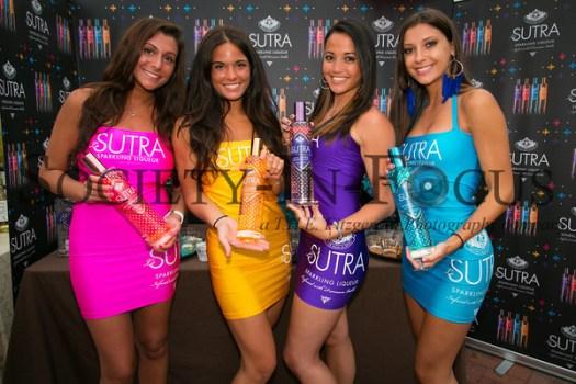 Susan Lastorino, Jeanette Guardino, Kylee Maneja, Jaclyn Pearson (Sutra Girls)