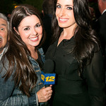 Elisa DiStefano and News 12 Crew