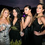 Lisa Lazansky, Amanda Bresin, Lorraine Chu, Nicole Teja