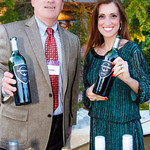 Michael Reid, Fernanda Graca (Ste. Michelle Wine Estates)