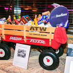 Radio Flyer Wagon Beach Set Auction Item