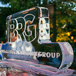Bohlsen Restaurant Group Ice Sculpture