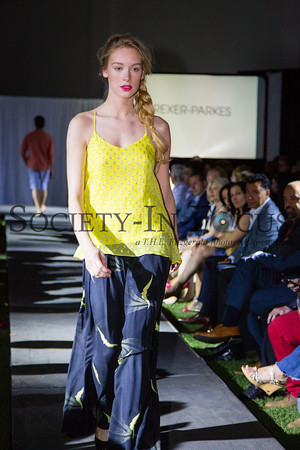Runway Model in Yellow Tank
