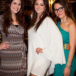 Lauren Villano, Sara Elgut, Melissa Scarnati