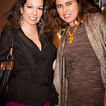 Cathy Berger of Fashion Societe,  Dina Schneider