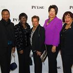 Dr. Veronica Henry, Bernice Bradshaw, Myrna Taylor, Lela Simms, Elsie Revis