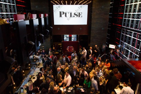 Long Island Pulse Magazine March 2012 Cover Party at Monsoon in Babylon, NY