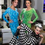 Kimberly Birch, Siobhan Conroy, Natasha King