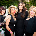 Lia Chianese, Cristina Mujica, Donna Dalipi, Kathie Orlando-Krems