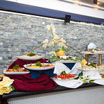 Chateau Briand Food Display