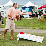 Amstel Light Bean Bag Toss