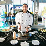 Chef Roberto Valencia of Elegant Eating Caterers
