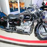 1973 Moto Guzzi Eldorado Police
