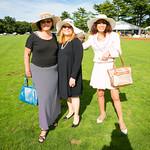 Madelyn Shulman, Arlene Haims, Ann-Leslie Zaslov