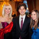 Sara Herbert Galloway, Justin Galloway (NMA Teen Health Advocate), Alana Galloway (NMA Teen Health Advocate)