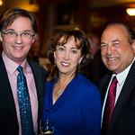 Richard Thomas, Peggy Freedman, Michael Bressler