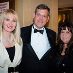 Sara Herbert Galloway, Jim Luce, Norma Abbene