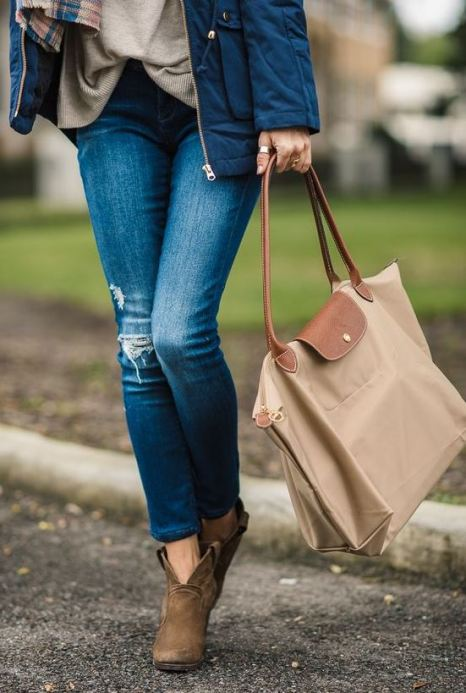 Lonchamp bags are versatile bags for any occasion!