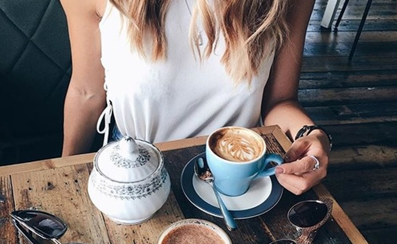 If you're a coffee lover, or enjoy tea, desserts, pastries and good food, you need to try one these best cafes in Toronto! These Toronto cafes are so cute!
