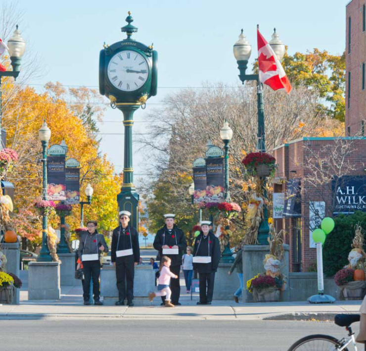 If you're looking for the best spots in Oakville, look no further than these top 10 spots!