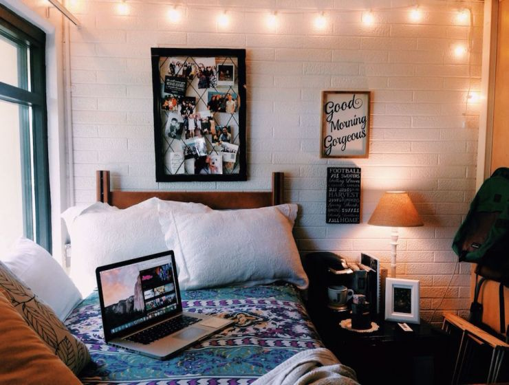 Decorating your room with dorm essentials can be a lot of fun! Here are 10 dorms essentials that will surely liven up any student's living space!