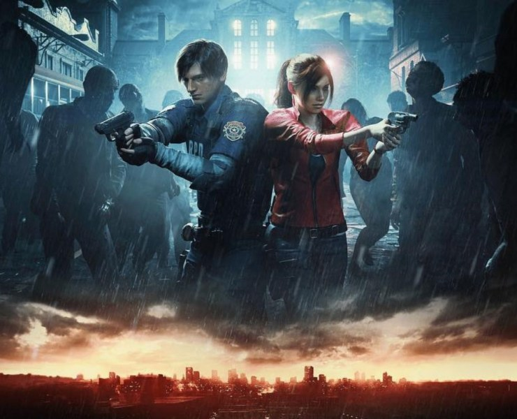 Resident Evil 2 is out now and even better than the original. Suck it up, buttercup. Play Resident Evil 2 before the arrival of theinevitableapocalypse.