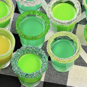 St. Patrick's Day is coming up and let's face it, alcohol is a huge part of this holiday. Here are some green drink ideas to try this St. Patrick's Day.