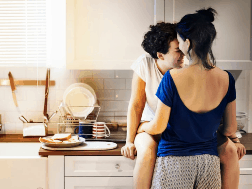 5 New Sex Positions To Try And Where In Your House To Try Them