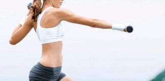 10 Exercises that will help you tone your arms and build muscle for tighter arms. These arm exercises will help you build more lean muscle in your arms.