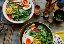 Don't know where to grab a bowl of ramen in Toronto? We have five of the best ramen restaurants for you right here! Check them out!