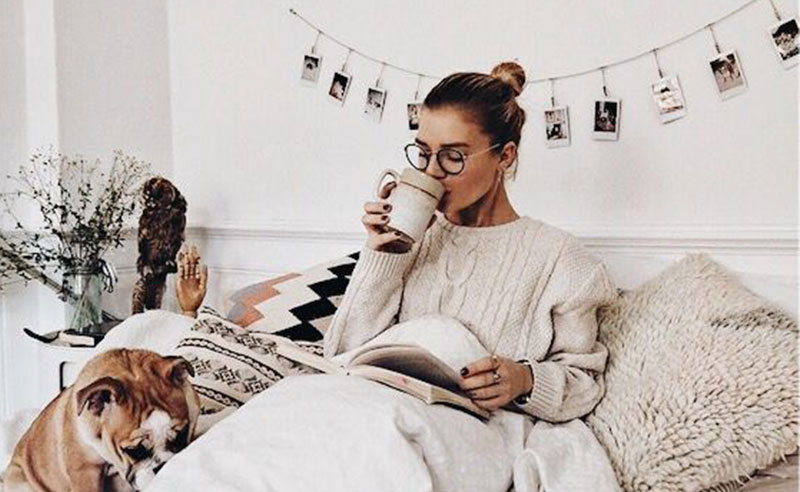 Having a space for your self, to escape from the world, is something we all need. Check out these ways to make your room feel like home.