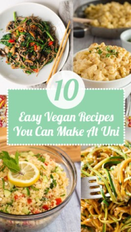 10 easy vegan recipes you can make at uni society19 uk 10 easy vegan recipes you can make at uni forumfinder Gallery
